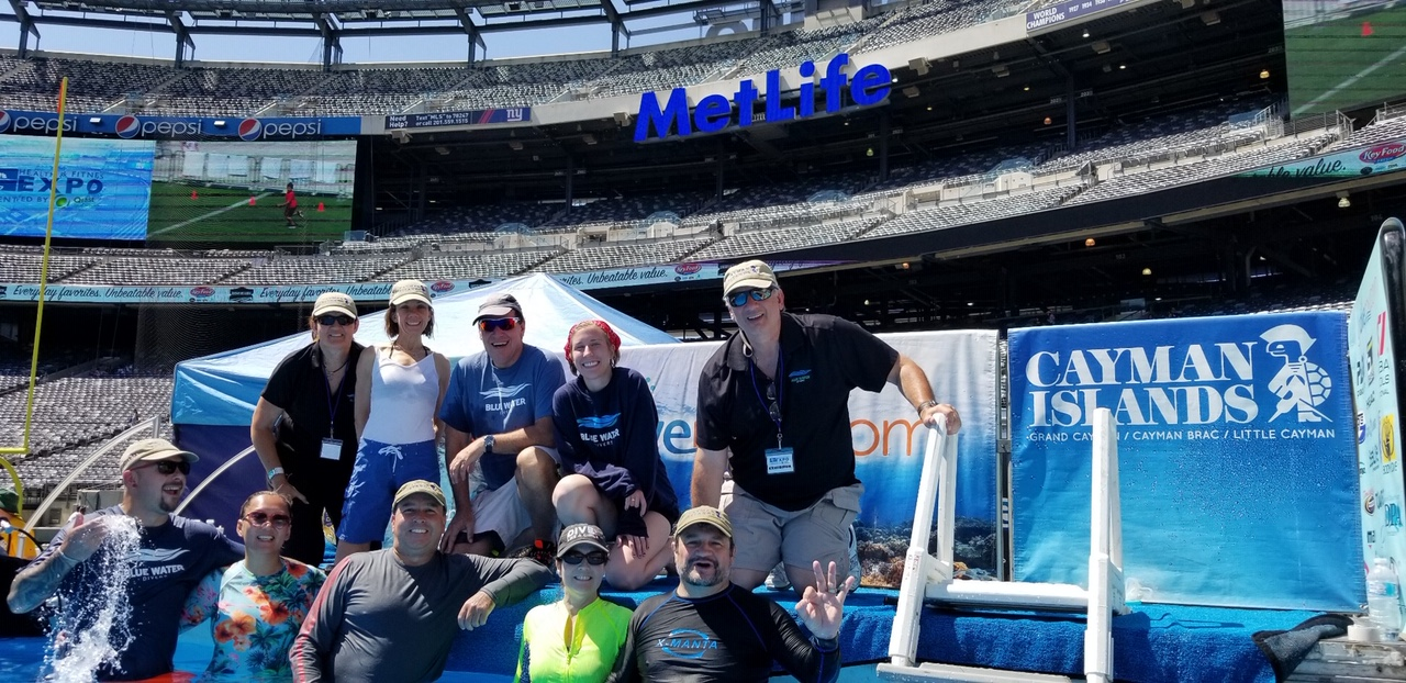 Health And Fitness Expo @ Metlife Stadium