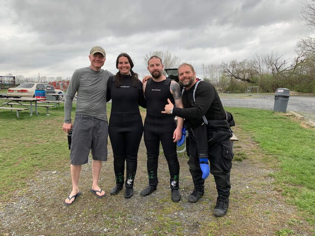 First Rescue Diver Of 2019